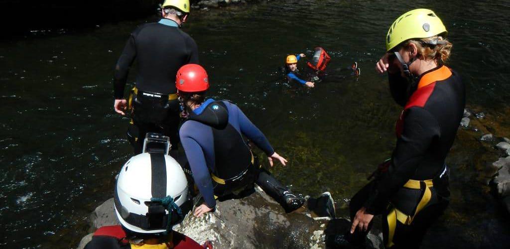 Riviere roches-randonnee aquatique-REUNION 2