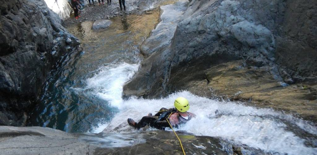 Bras rouge-canyoning-REUNION 2
