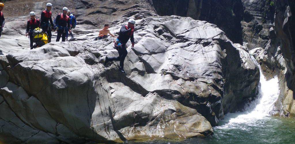 Trou blanc-canyoning-REUNION 16